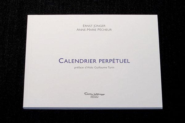 Le calendrier perpétuel