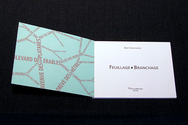 Feuillage Branchage