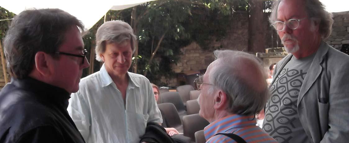 Rencontres littéraires en Haute Provence « De l'Atelier du Poète »