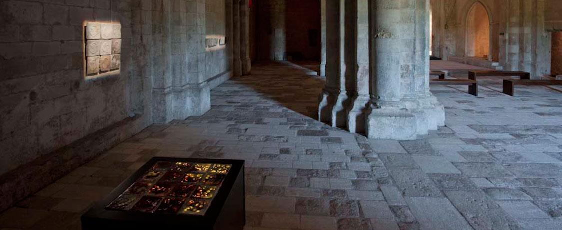 Exposition d'Agathe Larpent «D'acanthes et de braises»
