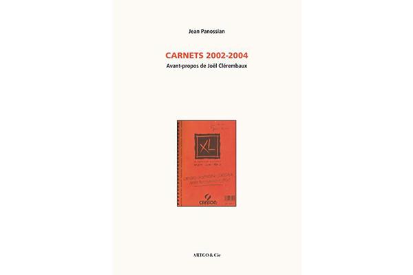 CARNETS 2002-2004